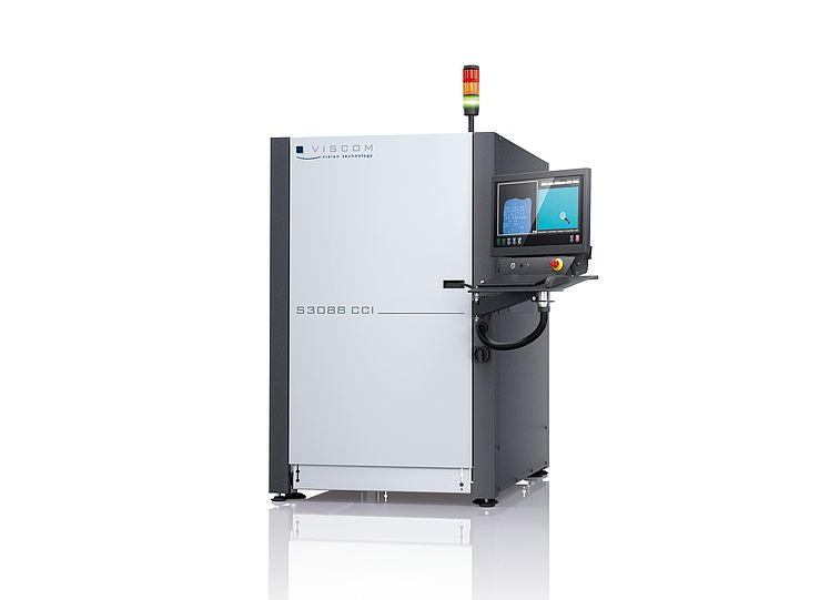 Inspection system S3088 CCI for conformal coating inspection